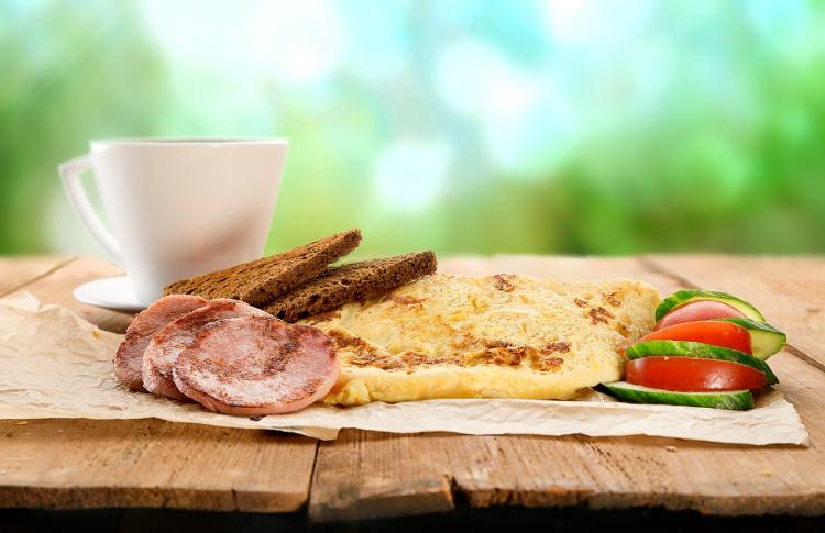Как ни крути, а завтрак дело вкусное
