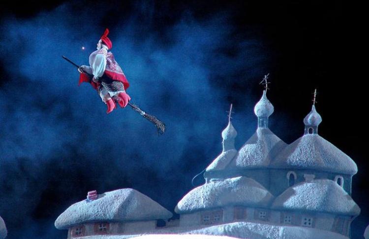 Пять детских шоу вместо обычной новогодней елки