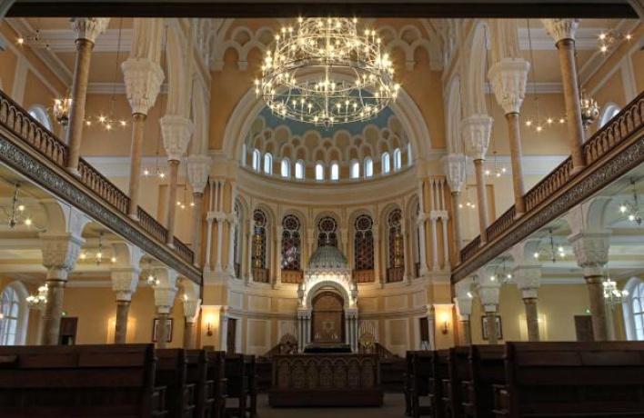 15 ноября день открытых дверей в Большой Хоральной Синагоге