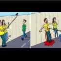 В Москве открыли курсы борьбы на селфи-палках