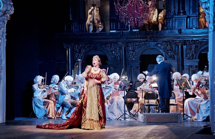 Гала-концерт «Дворцовая феерия»