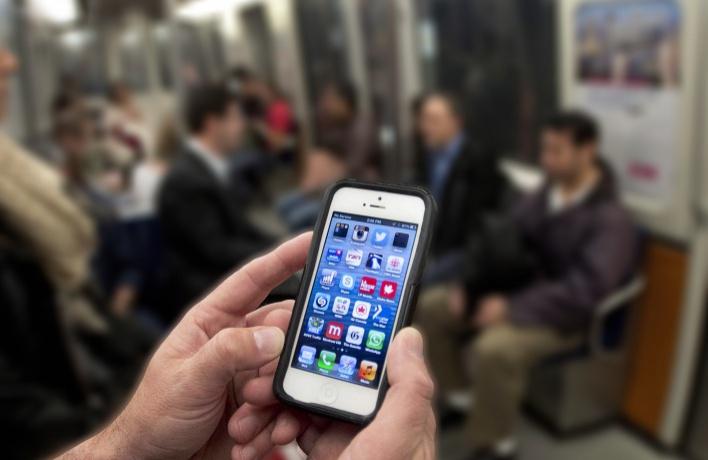 В метро протестируют навигацию через bluetooth