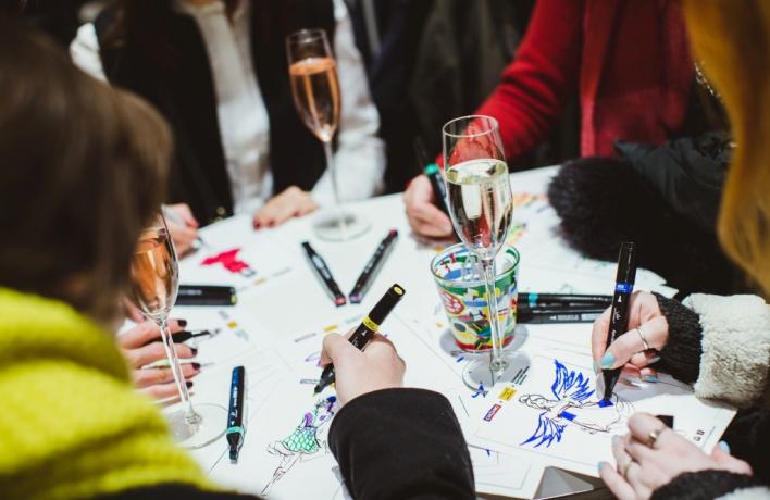 CINZANO и TRENDS BRANDS объявили имена победителей Конкурса молодых дизайнеров