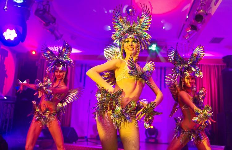 Где встретить Новый год  в бразильском стиле?