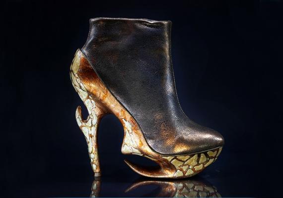 «Генезис». Выставка дизайнерской обуви