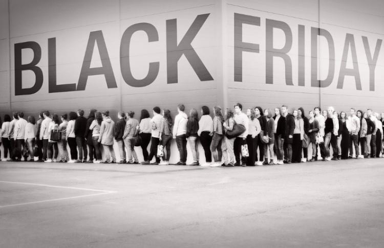 В этом году четыре «Черные пятницы» на неделе