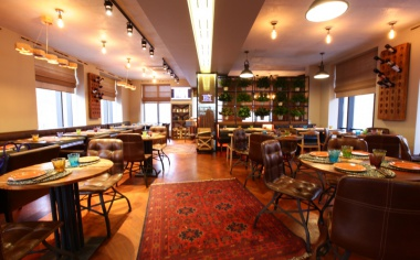 На месте Pizza Express открылся ресторан «Грузин»