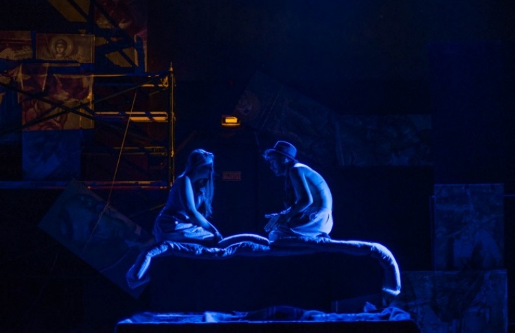 Электротеатр «Станиславский» открывает новую сцену на Белорусской