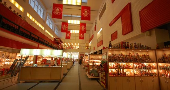 Национальный культурный торгово-выставочный центр «Российский подарок»