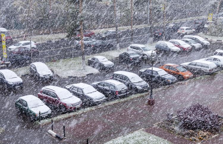 Нас ждут ливни, снегопады, гололедица, ветер и падение деревьев