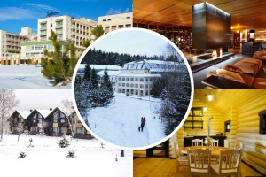 5 подмосковных отелей, где стоит провести новогодние каникулы