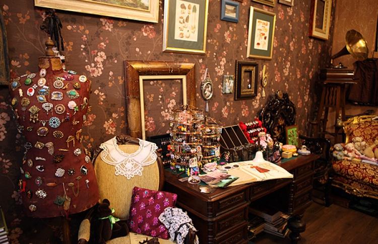 Московская галерея «Бабушка»