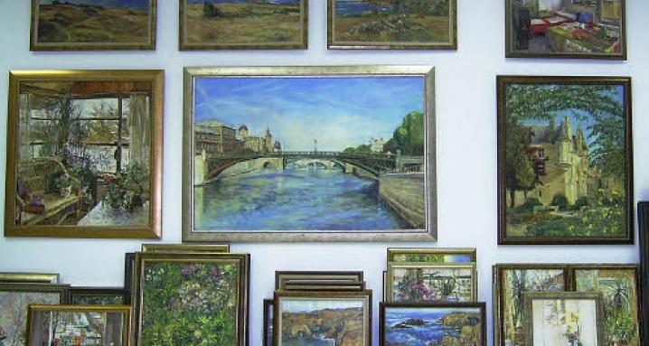 Галерея Наталии Григорьевой