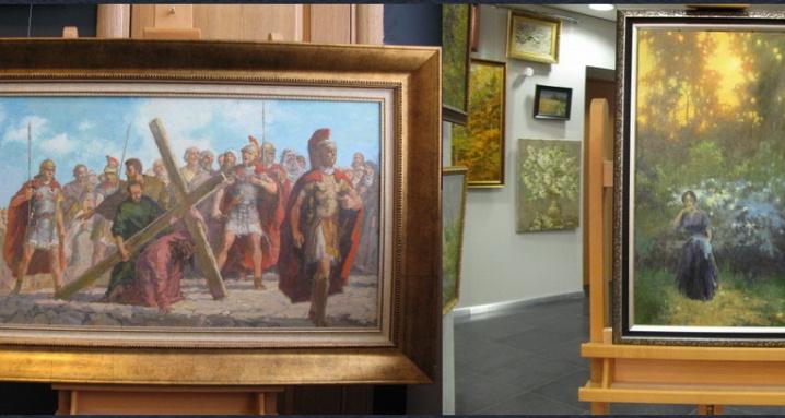 Галерея Сергея Молоденкова