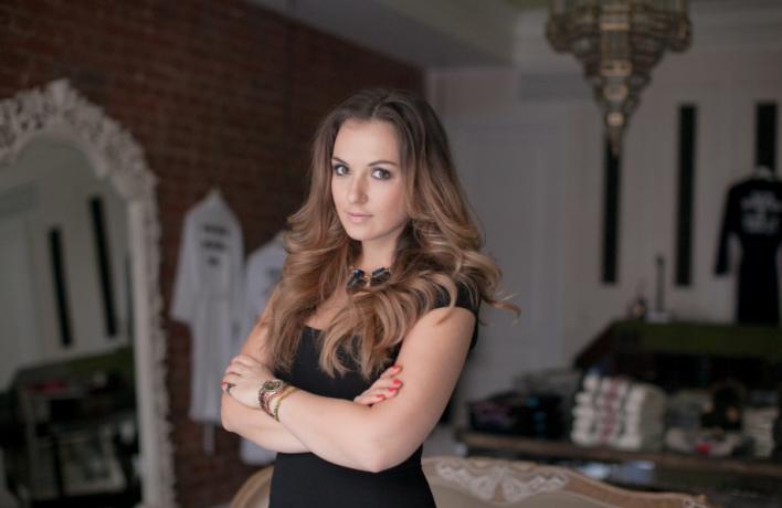 Предновогодний KIA Celebrity Shopping с Катей Добряковой