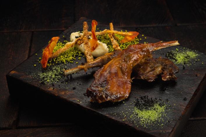 Сезон охоты в Simachyard: в декабре в ресторане появятся блюда из дичи