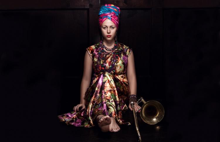 Сольный концерт Алевтины Поляковой и ее проекта Solar Wind