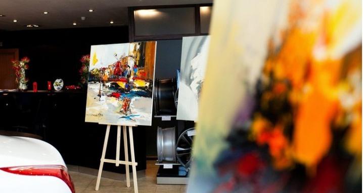 Галерея современной живописи Matinal