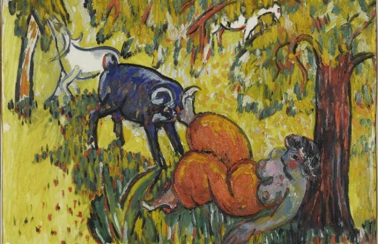 В Третьяковку привезут картины из Центра Помпиду