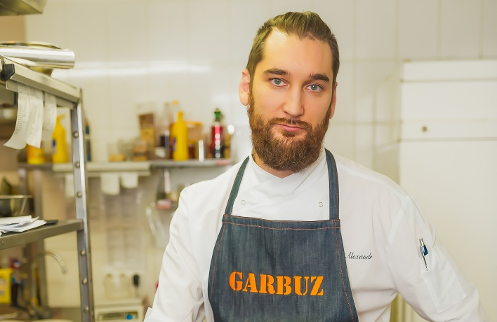 Александр Гарбуз: «Между продуктом и гостем только одно звено — это мы»