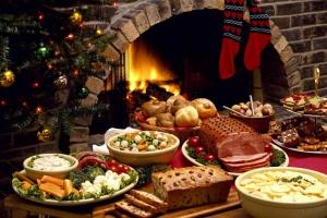 Рождественская кухня Западной Европы