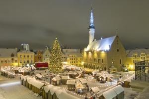 Где ощутить дух Рождества