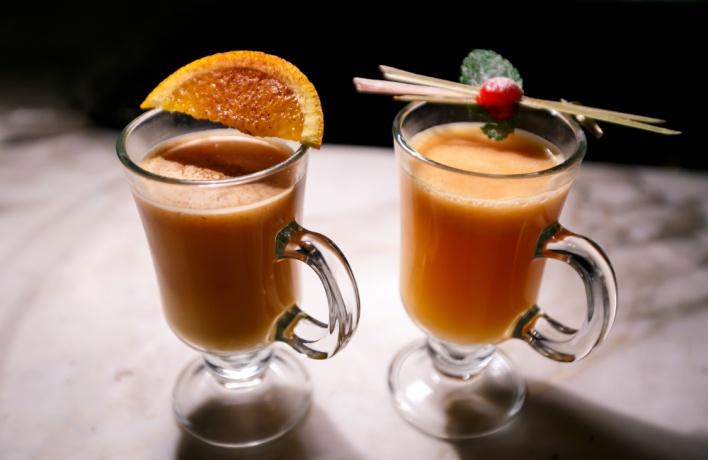Переход на зимнее время: новое меню согревающих коктейлей в Jamie`s Italian