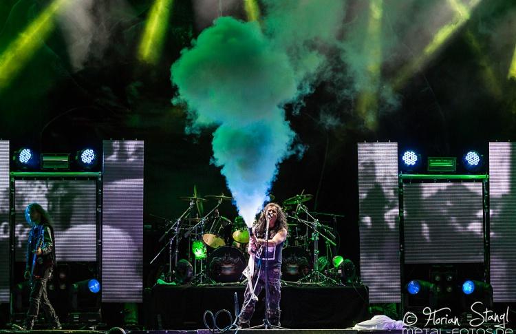 Юбилейное шоу KREATOR в Москве запишут на видео