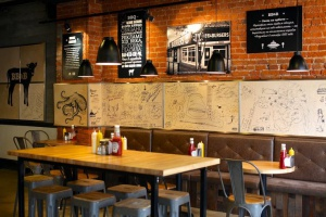 Честь и достоинство бургера защитит сеть закусочных BB&Burgers