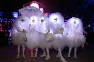 На Пушкинской площади пройдут «Зимние дни уличных театров»
