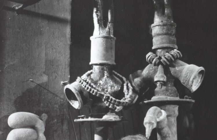 «Время, как фактор формирования художественной пластики. Москва 60х — 70х годов»