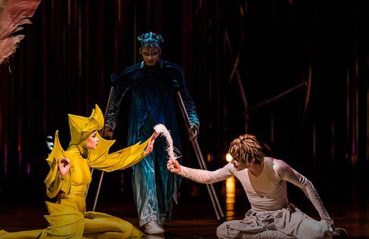 Cirque du Soleil \ Цирк Дю Солей