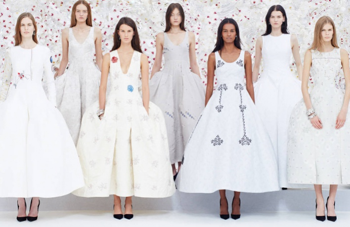 Тотальная распродажа Dior, Lanvin и Christian Louboutin