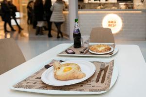 Закусочная «Вай Мэ!» открылась в «Метрополисе»