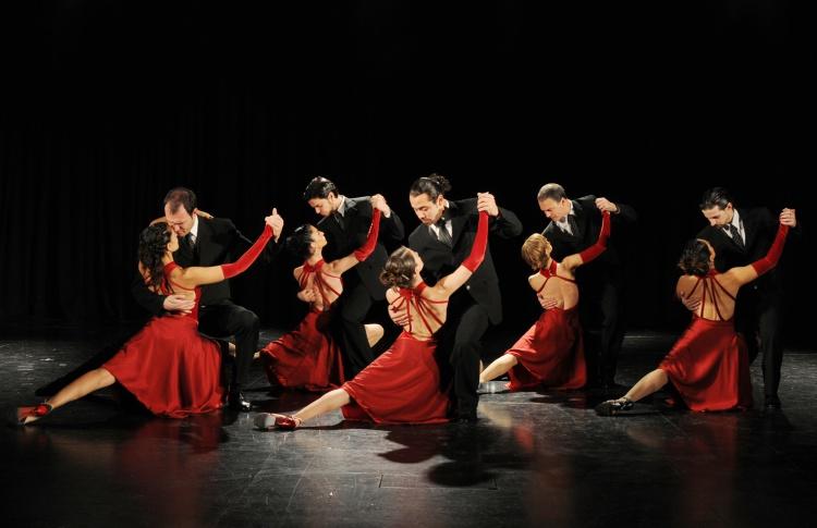 Фестиваль «Дни танго»