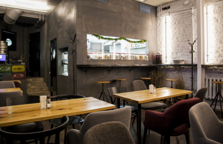 На Маросейке открылся Hardy pub