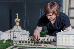 Интерактивный театр-макет «Петровская Акватория»