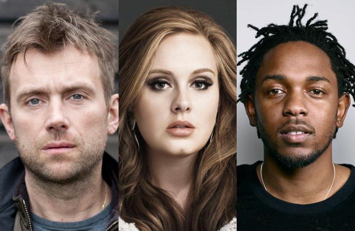 Музыкальные итоги 2015