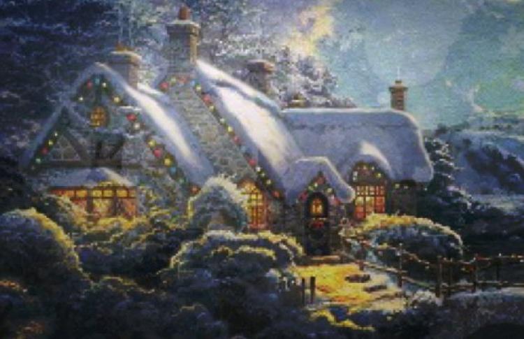Снежные сказки Лапландии