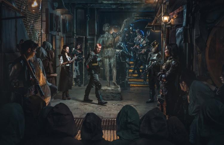 Режиссер «Гоголь-центра» запускает постапокалиптическую ролевую игру в реальности