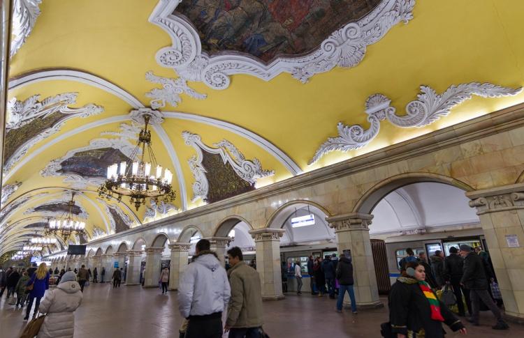 У станции «Комсомольская» появится новый выход