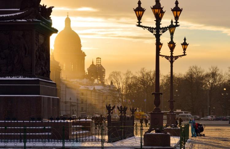 В Петербурге на неделе с 14 по 20 декабря ожидается прохладно, солнечно и сухо