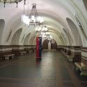 «Фрунзенскую» закроют 2 февраля