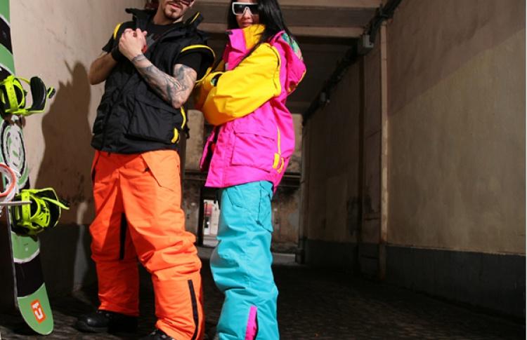 Молодой российский бренд одежды для сноубординга COOL ZONE