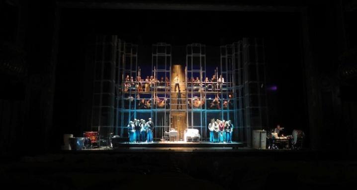 Лаборатория современной оперы