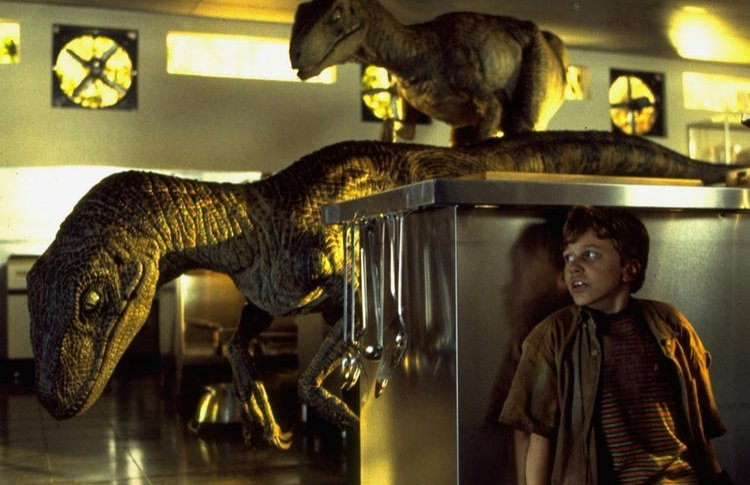 25. «Парк Юрского периода» (Jurassic Park, 1993)
