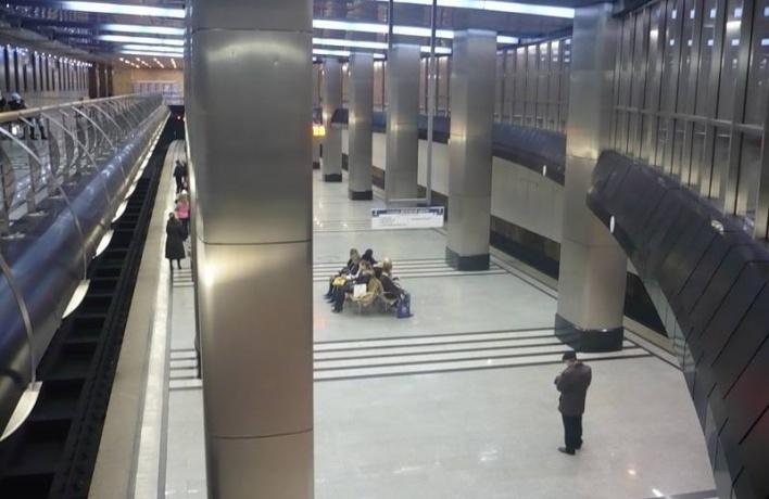 Библиотеку на станции «Выставочная» откроют 29 декабря