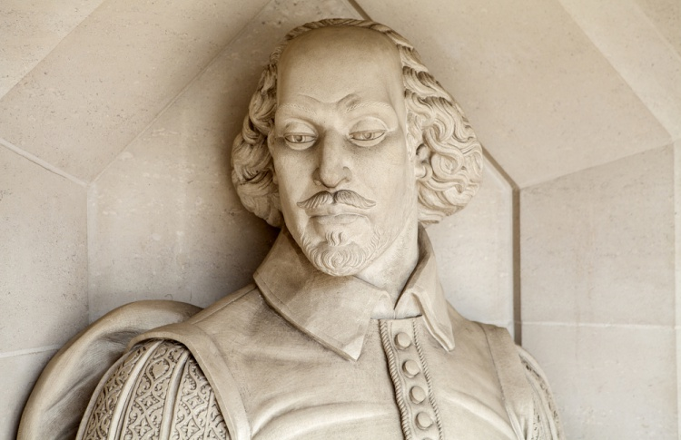 В Москве поставят памятник Шекспиру