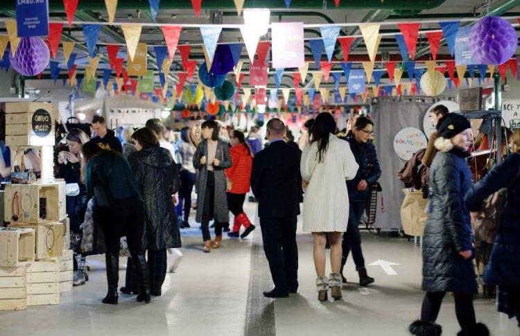 «Ламбада-маркет» в «Цветном», новогодний фестиваль по всему городу и «Звездные войны»: уикенд в Москве Фото №478879