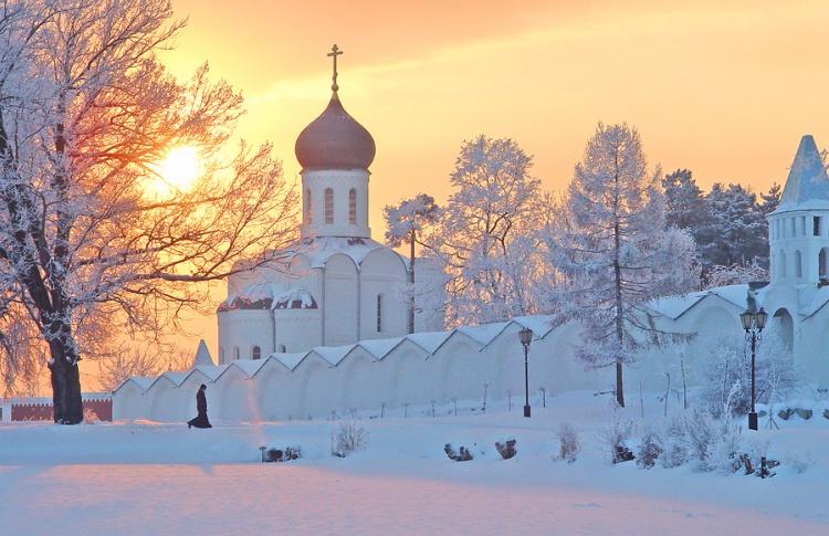 «Россия – зимние узоры»: открытие зимнего этнографического парка